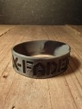AA= VERSUS LIVE 〜X-FADER #3〜 WRIST BAND (GY/BK)