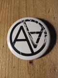 AA= #6 LOGO BADGE(57mm)-WH-
