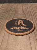 AA= DISTORT YOUR HOME CORK COASTER