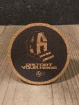 画像2: AA= DISTORT YOUR HOME CORK COASTER (2)
